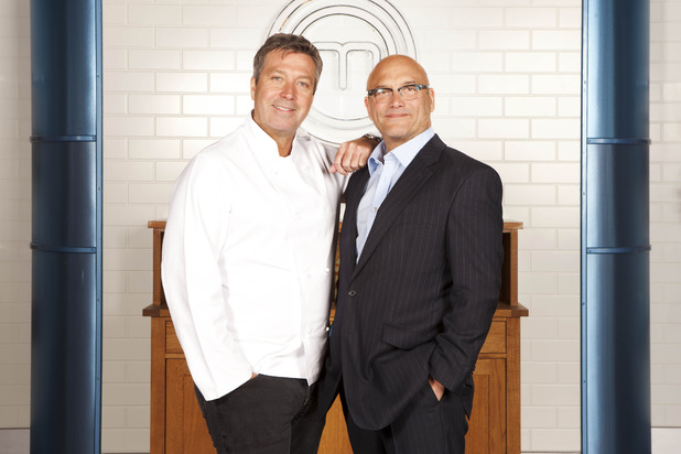 BBC One #1 Friday in the UK as 'Celebrity MasterChef' was the top program.