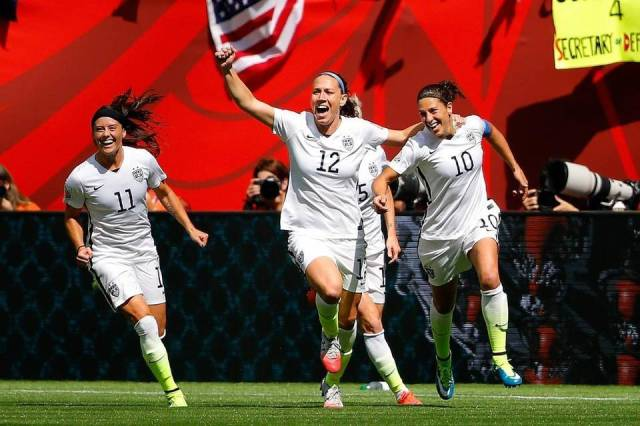 FOX #1 on Sunday as '2015 FIFA Women's World Cup Final' top program with over 20 million viewers.