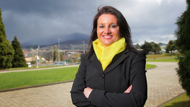 Senator Jacqui Lambie takes aim at PM over same-sex marriage http://www.9news.com.au/National/2015/08/23/10/15/Senator-Jacqui-Lambie-takes-aim-at-Prime-Minister-Tony-Abbott-over-same-sex-marriage