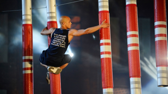 NBC #1 Monday as 'America Ninja Warrior' was the top program.