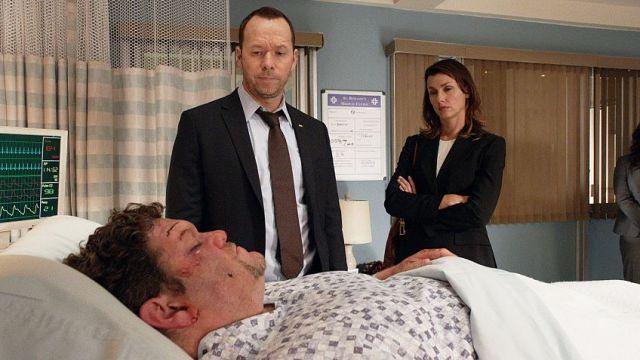 CBS #1 Friday as 'Blue Bloods' top program.