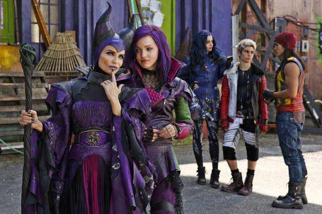 The Disney Channel was the #1 network on Friday as 'Descendants' was the top program.