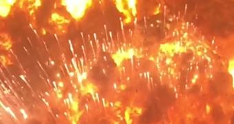 Video captures Tianjin blasts onlookers' terror http://www.abc.net.au/news/2015-08-14/onlookers-react-to-tianjin-explosions/6697058