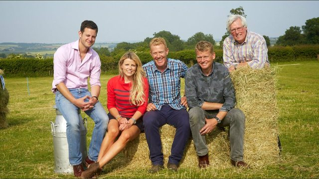BBC #1 in the UK on Sunday as 'Countryfile' again the top program.
