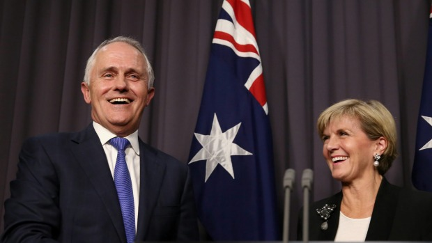 Malcolm Turnbull challenges Tony Abbott for PM http://www.abc.net.au/7.30/