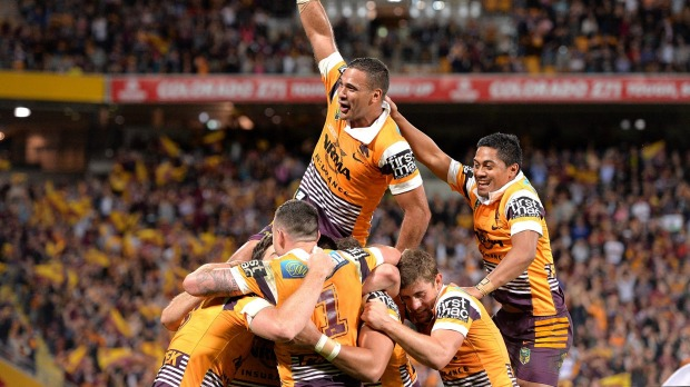 Roosters winger Shaun Kenny-Dowall's shocker helps Brisbane Broncos to another NRL grand final http://www.smh.com.au/rugby-league/league-match-report/roosters-winger-shaun-kennydowalls-shocker-helps-brisbane-broncos-to-another-nrl-grand-final-20150925-gjvbgh.html via @smh