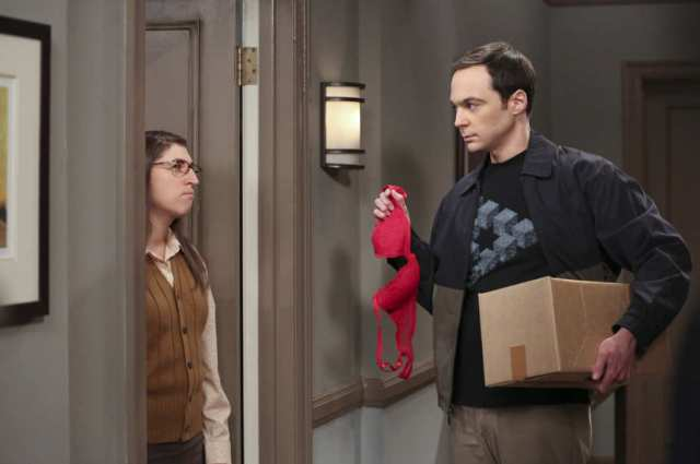 ESPN #1 Monday but CBS' 'The Big Bang Theory' was the top program.