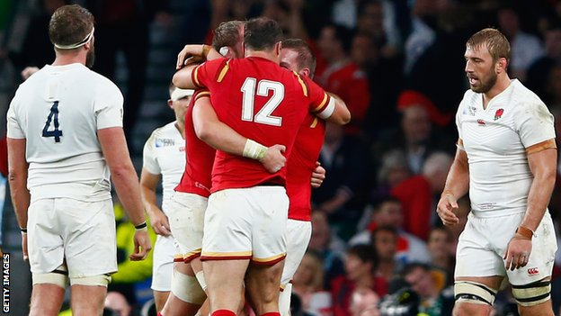 ITV #1 Saturday in the UK as 'Rugby World Cup' was top program.
