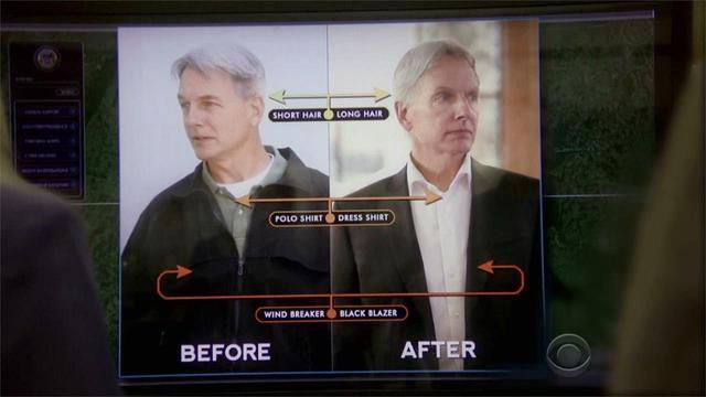 CBS #1 Tuesday was 'NCIS' was the top program.