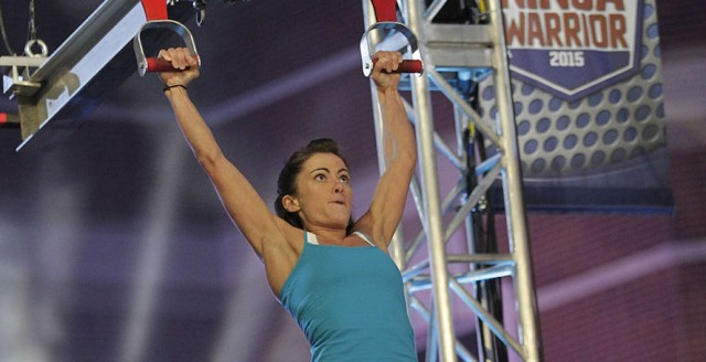 NBC #1 Monday as 'American Ninja Warrior' top program.