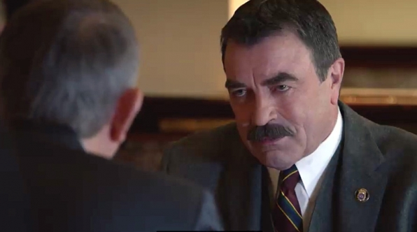 CBS #1 Friday as 'Blue Bloods' top program
