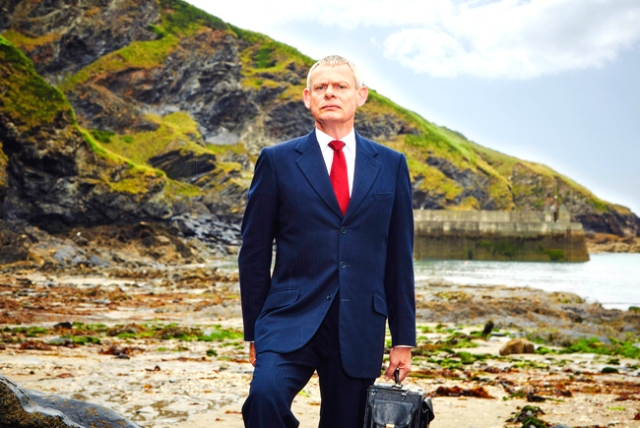 ITV #1 in the UK on Monday as 'Doc Martin' top program.