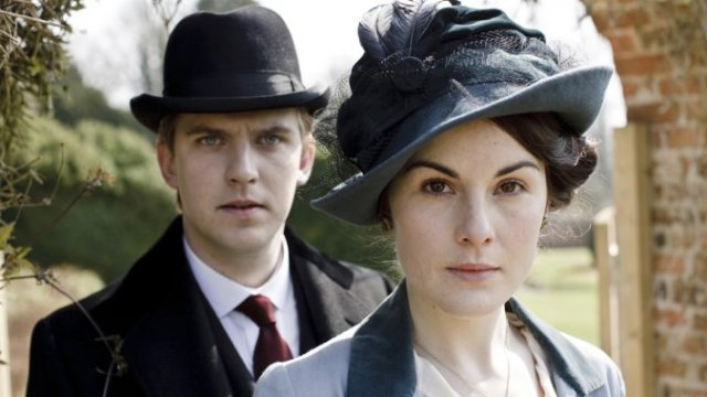 ITV #1 Sunday in the UK as 'Downton Abbey' top program.
