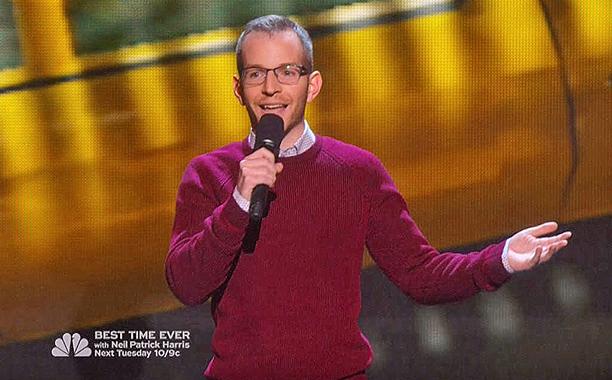 NBC #1 Tuesday. 'America's Got Talent' top program.