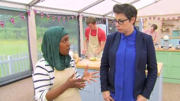 BBC One #1 Wednesday as 'The Great British Bake-Off' top program.