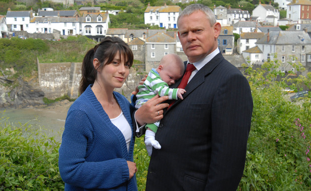 ITV #1 Monday in the UK as 'Doc Martin' the top program.