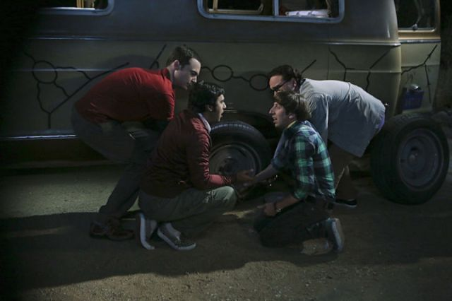 ESPN #1 on Monday but CBS' 'The Big Bang Theory' top program.