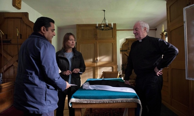 ITV #1 in the UK Thursday as 'Unforgotten' was the top program.