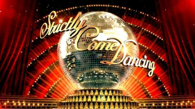 BBC #1 Sunday in the UK as 'Strictly Come Dancing' top program.