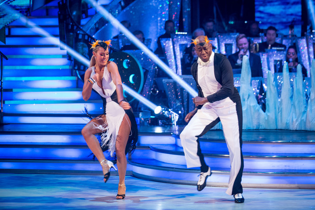 BBC One #1 Sunday as 'Strictly Come Dancing' top program.