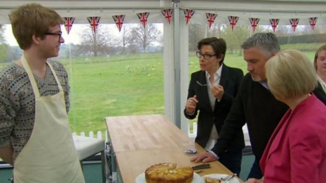 BBC One #1 Wednesday as 'The Great British Bake Off' was the top program with over 10 million viewers.