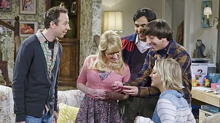 ESPN #1 Monday but CBS' The Big Bang Theory' top program.
