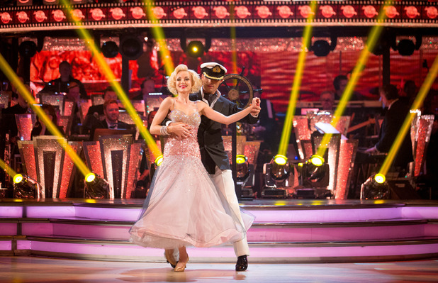 BBC One #1 in the UK Saturday as 'Strictly Come Dancing' top program with over 9 million viewers