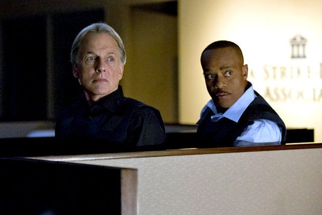 CBS #1 Tuesday as 'NCIS' was again the top program.