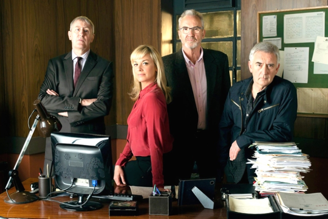 BBC One #1 Tuesday in the UK as the series finale of 'New Tricks' was the top program.