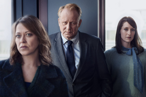 BBC One #1 Tuesday as 'River' finished as the top program.