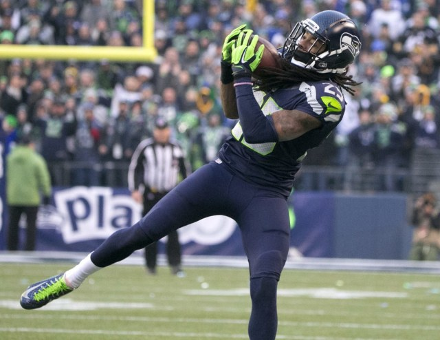 NBC #1 Sunday but CBS' NFL Overrun featuring the Seattle Seahawks defeating the Pittsburgh Steelers top program.