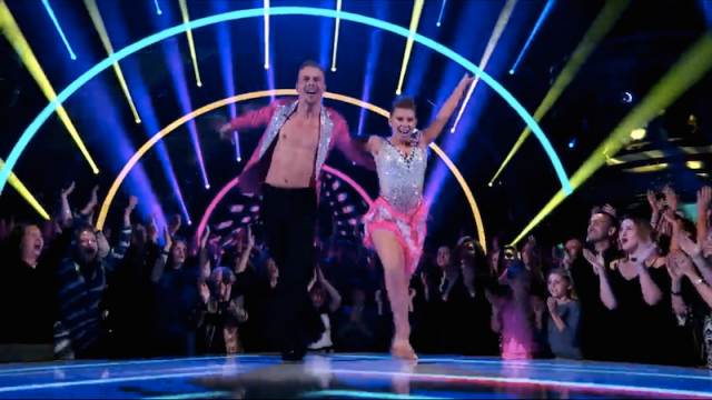 ABC #1 Broadcast Network on Monday as 'Dancing With The Stars' was the top program with over 12 million viewers.