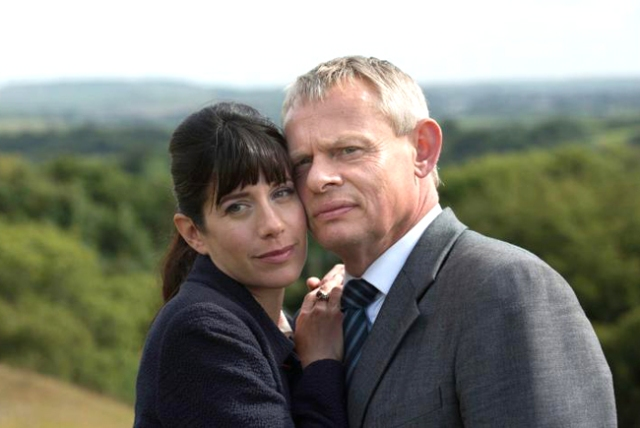 ITV #1 Monday in the UK as 'Doc Martin' finished as the top program.