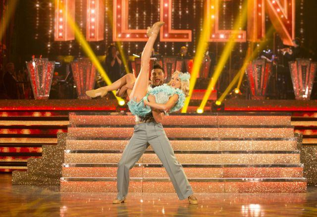 BBC One #1 in the UK as 'Strictly Come Dancing' top program with over 10 million viewers.