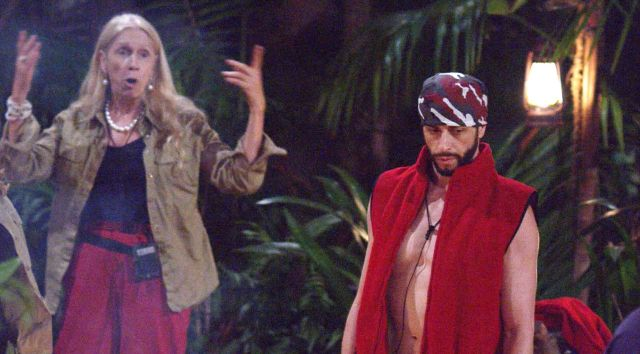 ITV #1 in the UK Wednesday as 'I'm A Celebrity...Get Me Out of Here!' top program.