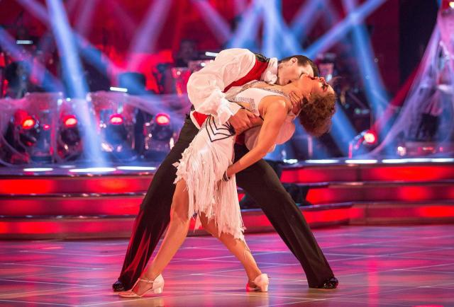 BBC One #1 Sunday as 'Strictly Come Dancing' was the top program with over 40% share.
