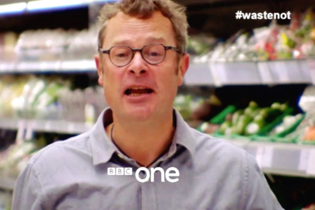 BBC One #1 Monday as 'Hugh's War On Waste' finished as the top program.