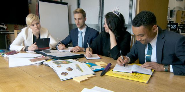BBC One #1 in the UK Wednesday as 'The Apprentice' top program.