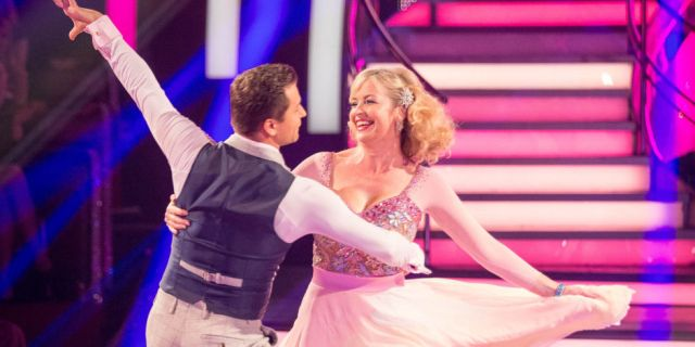 BBC One #1 Sunday in the UK as 'Strictly Come Dancing' reach 10+ million and 'Downton Abbey' ended.