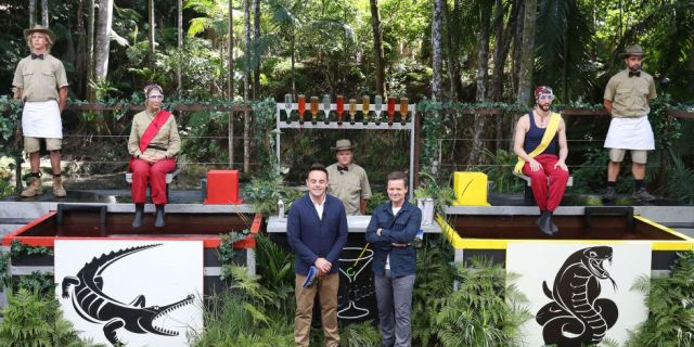 ITV again #1 in the UK Friday as 'I'm A Celebrity...Get Me Out of Here!' the top program again with 7 million viewers.