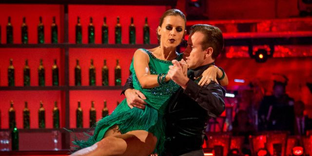 BBC One #1 Saturday in the UK as 'Strictly Come Dancing' #1 with over 10 million viewers.