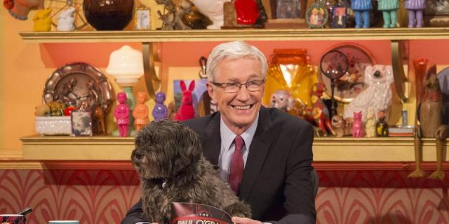 ITV #1 Thursday as 'Paul O'Grady: For the Love of Dogs' top program