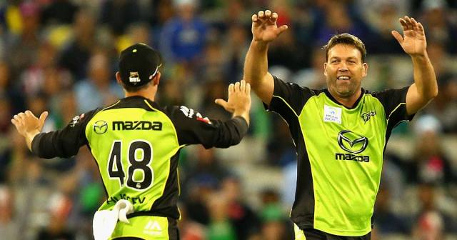 Nine #1 Sunday but Ten's 'Cricket: Big Bash' top non-news program while 'Nine News' #1 newscast