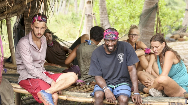 CBS #1 Wednesday as 'Survivor:Cambodia' season finale was the top program.