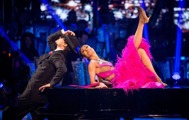 BBC One #1 Sunday as 'Strictly Come Dancing' top program with over 10 million viewers.