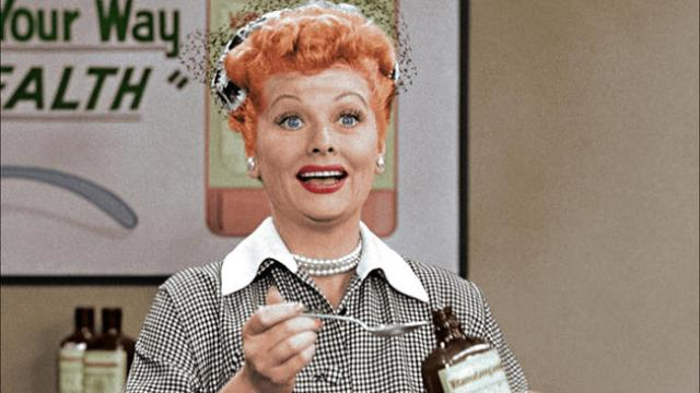 CBS #1 Wednesday as 'I Love Lucy Christmas Special' top program