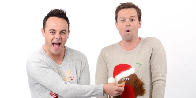 ITV #1 Friday as 'Text Santa Christmas Jumper Day' was the top program