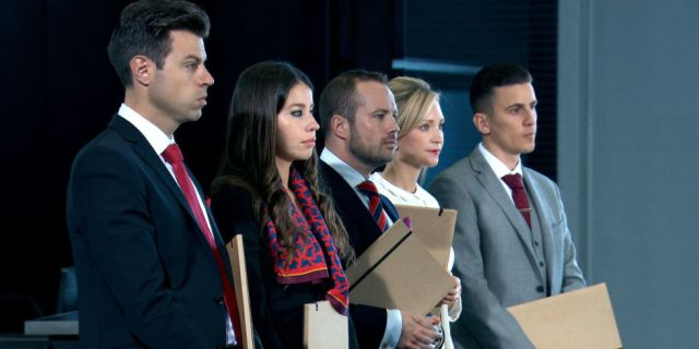 BBC One #1 in the UK Wednesday as 'The Apprentice' was the top program.