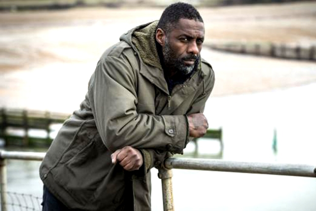 BBC One #1 Tuesday as 'Luther' top program