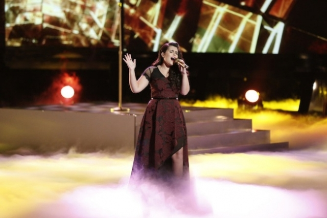 NBC #1 Broadcast Network Monday as 'The Voice' was the top broadcast program with over 13 million viewers.
